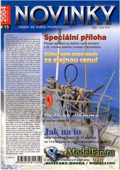Novinky MPM №15 2004