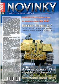 Novinky MPM №16 2004