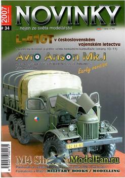 Novinky MPM №34 2007