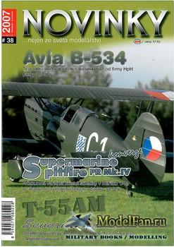 Novinky MPM №38 2007