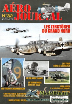Aero Journal №32 (Aout/Septembre 2003)