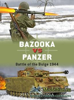 Osprey - Duel 77 - Bazooka vs Panzer