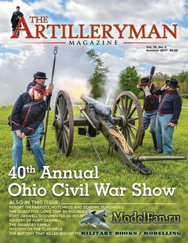 The Artilleryman Magazine Summer 2017