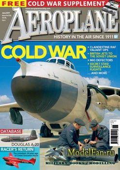 Aeroplane Monthly Magazine (June 2017)