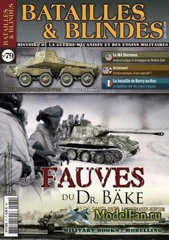 Batailles & Blindes №79 (Juin / Juillet 2017)