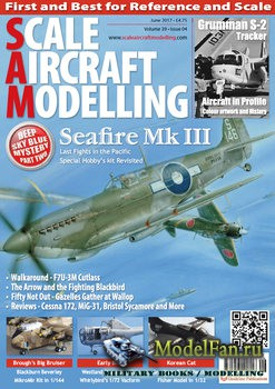 Scale Aircraft Modelling (June 2017) Vol.39 №4
