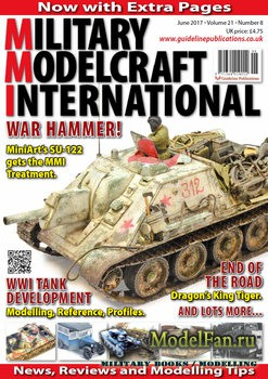 Military Modelcraft International (June 2017) Vol.21 №8