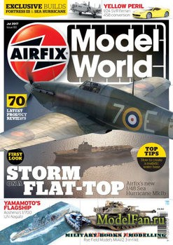 Airfix Model World - Issue 80 (July 2017)