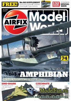 Airfix Model World - Issue 81 (August 2017)