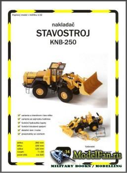 Ripper Works 34 - Фронтальный погрузчик  Stavostroj KNB-250