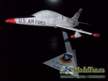 AERO L-39 Albatros USAF
