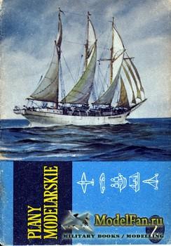 Plany Modelarskie №2 (2/1965) - ORP Iskra
