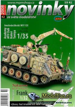 Novinky MPM №42 2008