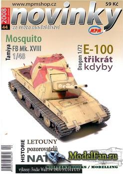 Novinky MPM №44 2008