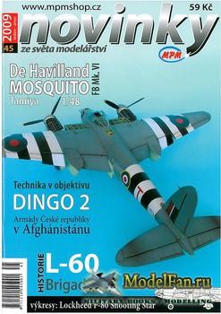 Novinky MPM №45 2009
