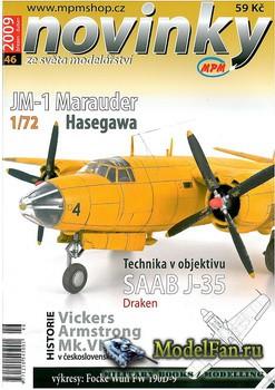 Novinky MPM №46 2009