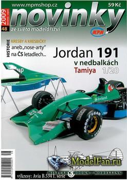 Novinky MPM №48 2009