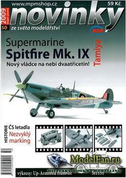 Novinky MPM №50 2009