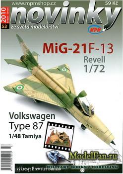 Novinky MPM №53 2010