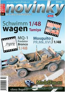 Novinky MPM №54 2010
