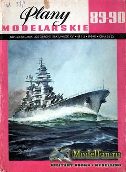 Plany Modelarskie №89-90 (1-2/1979) - Richelieu