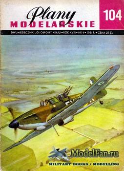 Plany Modelarskie №104 (4/1981) - Defiant