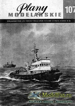 Plany Modelarskie №107 (1/1982) - Ares