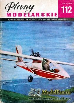 Plany Modelarskie №112 (2/1983) - J-1 Przasniczka