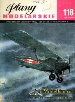 Plany Modelarskie №118 (2/1984) - Breguet XIX