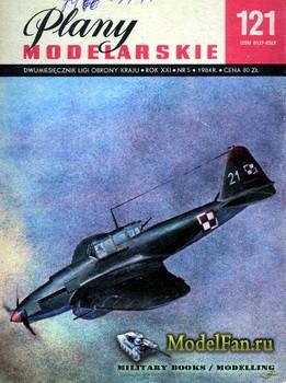 Plany Modelarskie №121 (5/1984) - IL2M3