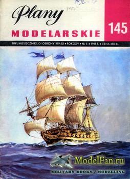 Plany Modelarskie №145 (6/1988) - Priediestinacja