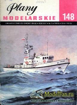 Plany Modelarskie №148 (3/1989) - Halny Pegaso