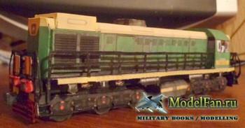 ТЭМ15 (Конверсия модели от МоБуКи)
