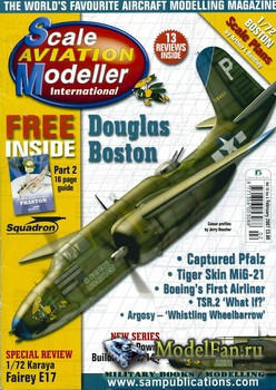 Scale Aviation Modeller International (February 2007) Vol.13 №2