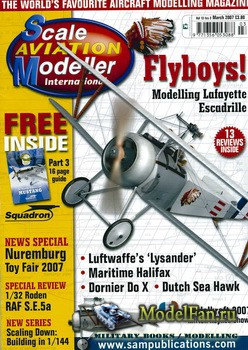 Scale Aviation Modeller International (March 2007) Vol.13 №3