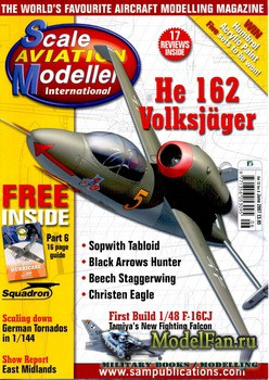 Scale Aviation Modeller International (June 2007) Vol.13 №6