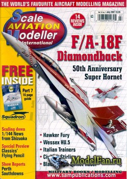 Scale Aviation Modeller International (July 2007) Vol.13 №7