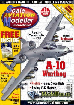 Scale Aviation Modeller International (August 2007) Vol.13 №8