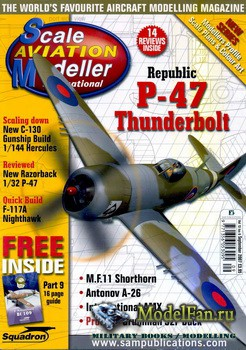 Scale Aviation Modeller International (September 2007) Vol.13 №9