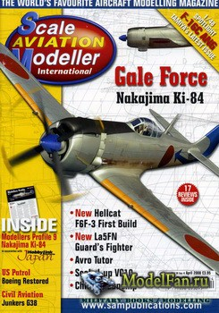 Scale Aviation Modeller International (April 2008) Vol.14 №4