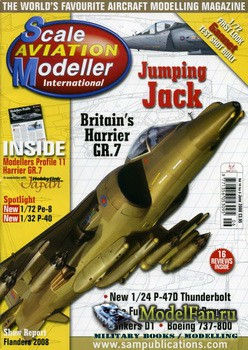 Scale Aviation Modeller International (June 2008) Vol.14 №6