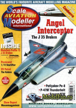 Scale Aviation Modeller International (August 2008) Vol.14 №8