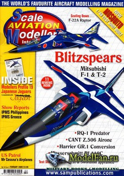 Scale Aviation Modeller International (February 2009) Vol.15 №2