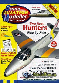 Scale Aviation Modeller International (April 2009) Vol.15 №4