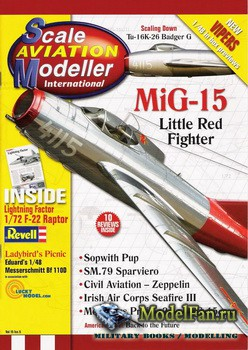 Scale Aviation Modeller International (May 2009) Vol.15 №5