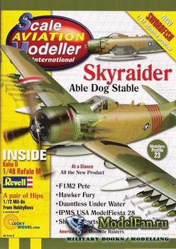 Scale Aviation Modeller International (June 2009) Vol.15 №6