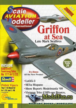 Scale Aviation Modeller International (July 2009) Vol.15 №7