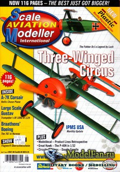 Scale Aviation Modeller International (May 2011) Vol.17 №5