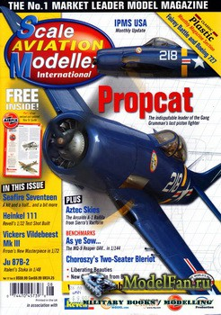Scale Aviation Modeller International (August 2011) Vol.17 №8