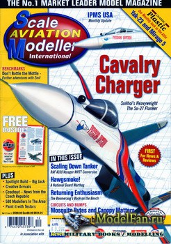 Scale Aviation Modeller International (December 2011) Vol.17 №12